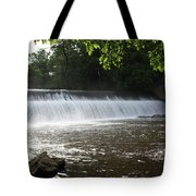 Patapsco Valley State Park - Bloedes Dam Tote Bag
