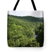 Patapsco Valley State Park - Overlook Tote Bag