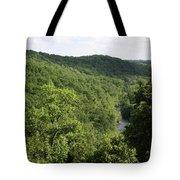Patapsco Valley State Park - Overlook Tote Bag