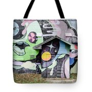 Patch Whisky Tote Bag