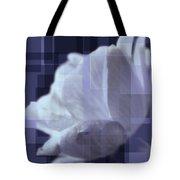 Patchwork Rose Tote Bag