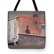 Patchy Tote Bag