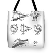 Patent Drawing For The 1962 Illuminating Means For Medical Instruments By W. C. More Etal Tote Bag