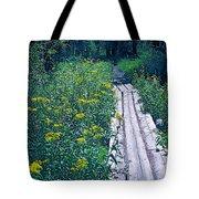 Path 4 Tote Bag