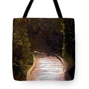 Path 7 Tote Bag