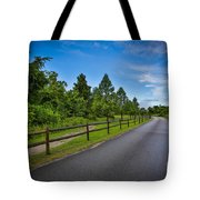 Path - Color Tote Bag