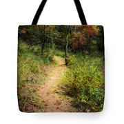 Path In The Prairie Tote Bag