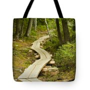 Path Into Unknown Tote Bag