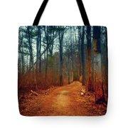 Path Tote Bag
