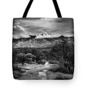 Path Of Contradiction Tote Bag