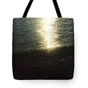 Path Of Sunlight Tote Bag