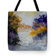 Path To ... Watercolor  Tote Bag