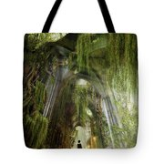 Path To Inner Peace Tote Bag by Mary Hood