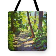 Path To The Lake Tote Bag