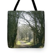 Path To Wherever Tote Bag