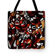 Pathological Space Tote Bag
