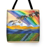 Paths Of Diversity Tote Bag