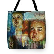 Paths Of Life Tote Bag