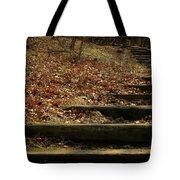 Paths Of The Seasons Tote Bag