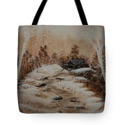 Pathway To Freedom Tote Bag
