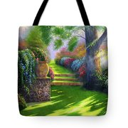 Pathway To Heaven Tote Bag