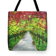 Serenity  Tote Bag by Lisa Bentley