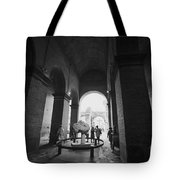 Pathway To History In Rome Tote Bag