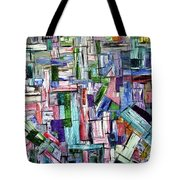 Pathway To Love Tote Bag