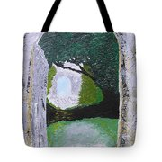 Pathway To Peacefullness Tote Bag