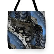 Pathway To Present Tote Bag