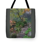 Pathway To Serenity Tote Bag