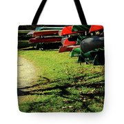 Pathways Await Us All Tote Bag