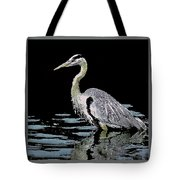 Patience On Little Lake Tote Bag