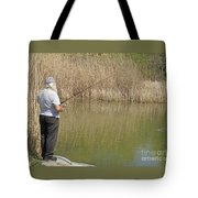 Patience Required Tote Bag