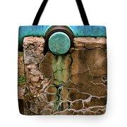 Patina One Tote Bag