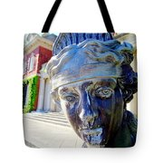 Patina Princess Tote Bag