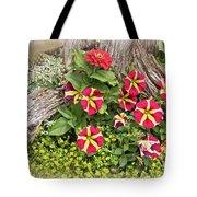 Patio Container Garden Tote Bag