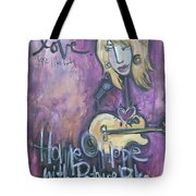 Patrice Pike Live Tote Bag