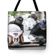 Patrick Geffray/phillppe Szendroi Tote Bag