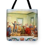 Patrick Henry, First Continental Tote Bag