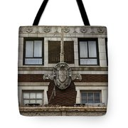 Patrick Henry Hotel Roanoke Virginia Tote Bag