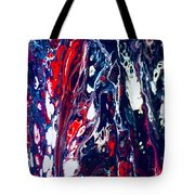 Patriot Forest Tote Bag