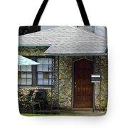 Patriotic Chert Home Tote Bag
