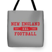 Patriots Retro Shirt Tote Bag