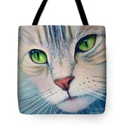 Pats Cat Tote Bag