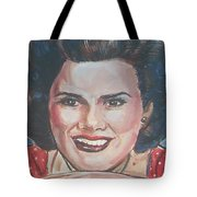 Patsy Cline Tote Bag