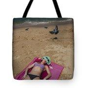 Pattaya Beach Tote Bag