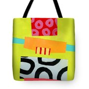Pattern # 8 Tote Bag