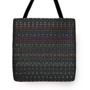 Pattern 105 Tote Bag