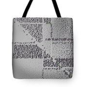 Pattern 55 Tote Bag